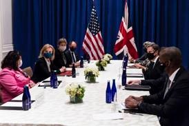 UK and US make joint demand for release of prisoners in Iran