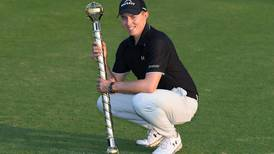 'All I was bothered about was winning': Matt Fitzpatrick elated after clinching DP World Tour Championship