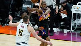 NBA playoffs: Chris Paul dominates late to lead Suns comeback charge against Nuggets in Game 1