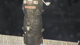 Russian workhorse spaceship had a burning appointment with the UAE