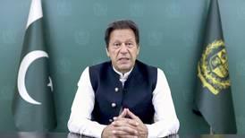 Imran Khan casts Pakistan as the victim of US ingratitude