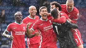 West Brom v Liverpool player ratings: Grady Diangana 4, Hal Robson-Kanu 7; Alisson Becker 9, Mohamed Salah 7
