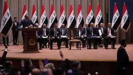 Iraq looks to international markets to help finance government
