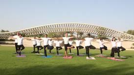 Abu Dhabi's Umm Al Emarat Park launches free weekly meditation and yoga sessions