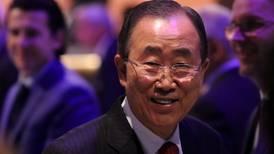 Former UN chief Ban Ki-moon lauds 'miraculous' Abraham Accords in memoir