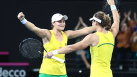 Ashleigh Barty-inspired Australia beat Belarus to reach Fed Cup final