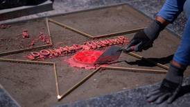 City Council votes to remove Trump star from Hollywood Walk of Fame