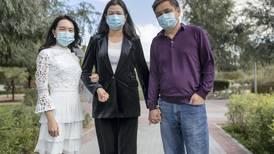 Coronavirus: Chinese residents speak about anxious night in isolation rooms in Dubai hospital