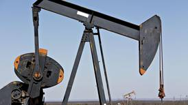 Shale output cut was expected but a fall this deep and this fast was not
