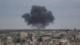 Thousands flee north-west Syria as Assad pushes closer to Idlib city