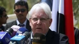 UN envoy Martin Griffiths hopeful of agreement on Yemen ceasefire soon