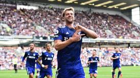 Burnley v Leeds United player ratings: Mee 6, Wood 7; Ayling 6, Bamford 7