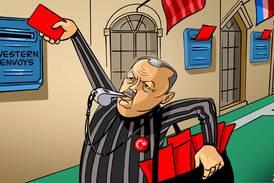 Cartoon for October 26, 2021