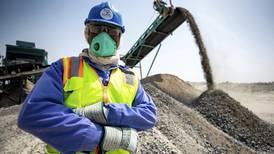 Ghayathi crusher: how Abu Dhabi turns construction waste into stone
