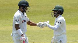 Najmul Shanto and Mominul Haque hit centuries as Bangladesh take charge of first Test against Sri Lanka