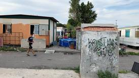 Half an hour from Rome but a world away: Italian Roma camp 'is an ethnic ghetto'