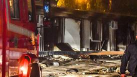 Multiple deaths in North Macedonia hospital fire