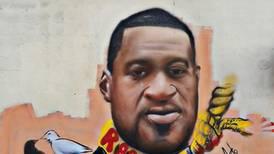 Graffiti artist in Oman paints tribute to George Floyd in new mural