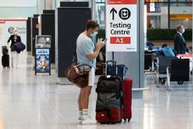 UK accused of 'poor oversight' as travellers face new test difficulties