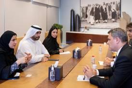 UAE and Turkey discuss space exploration