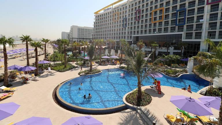 An image that illustrates this article First look: Inside Centara Mirage Beach Resort Dubai at Deira Islands