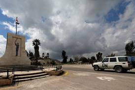 Syria accuses Israel of attack in the country's south