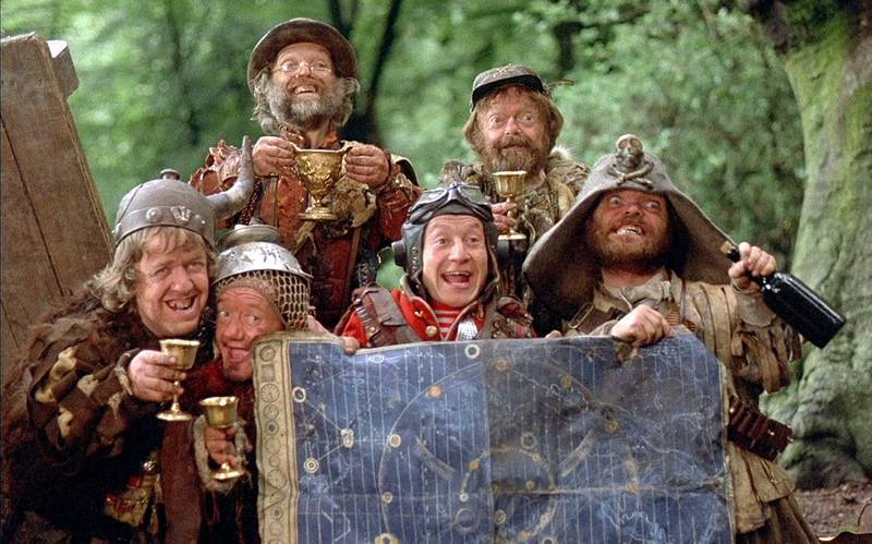The Time Bandits, 1981 CREDIT: Avco Embassy Pictures *** Local Caption ***  al10oc-time-Bandits.jpg