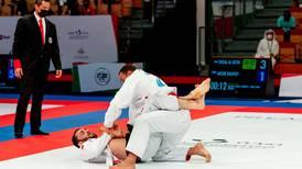 Faisal Al Ketbi shifts focus to Abu Dhabi World Professional Jiu-Jitsu Championship main events