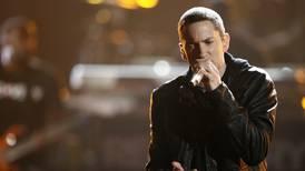 Eminem surprises fans at new spaghetti restaurant
