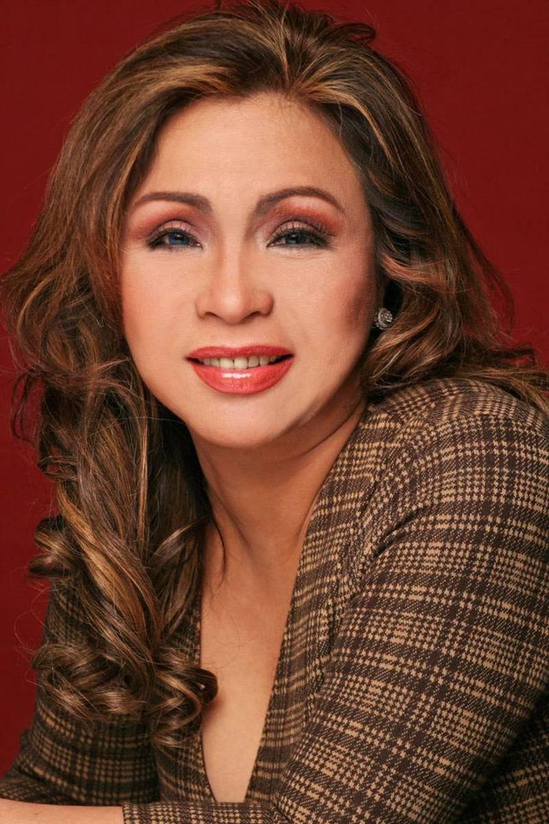 Claire dela Fuente. Courtesy Claire dela Fuente's Facebook