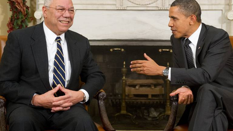 An image that illustrates this article Colin Powell's most memorable quotes