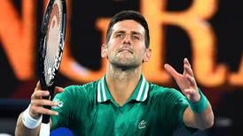 Novak Djokovic shows his resilience to beat Alexander Zverev and reach Australian Open semi-finals