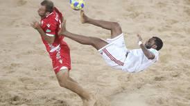 Ali Karim in tears as UAE struggle at Beach Soccer World Cup