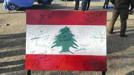 Hezbollah supporters in Tyre fail to deter Lebanese protesters