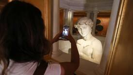 Michelangelo's 'David' is star of Italy pavilion at Expo 2020