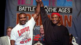 On this day, April 19, 1991: Evander Holyfield fights George Foreman in 'A Battle For The Ages'