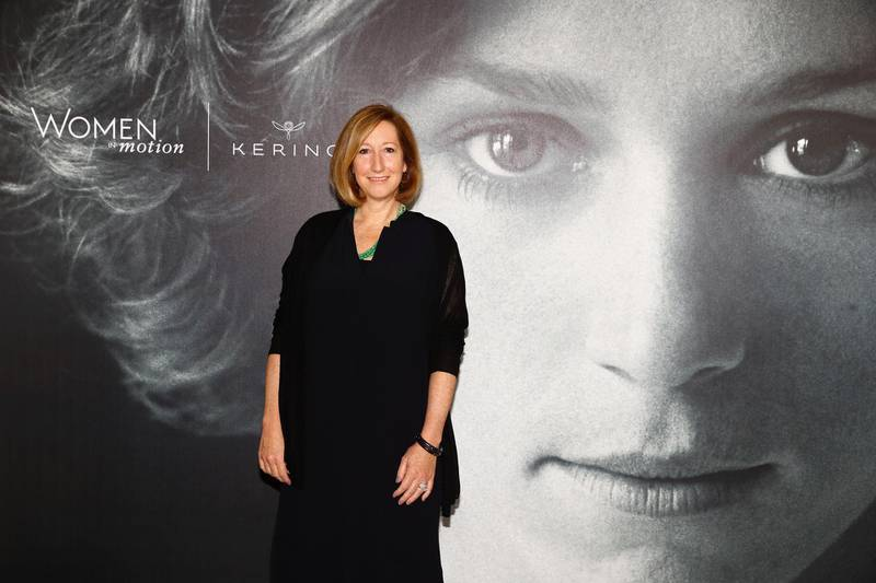 CANNES, FRANCE - MAY 14:  Executive Director Sundance Institute Keri Putnam attends Kering Talks Women in Motion at the 69th Cannes Film Festival on May 14, 2016 in Cannes.  (Photo by Vittorio Zunino Celotto/Getty Images for Kering)