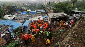 Landslides kill at least 30 people in India after heavy rain