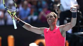 Australian Open: Rafael Nadal 'doesn't care' about Roger Federer's Grand Slam record