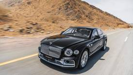 Bentley powers down with new V8 Flying Spur: lighter model also comes with lighter price tag