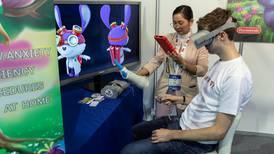 Arab Health 2020: virtual reality headsets used to tackle child anxiety in hospitals