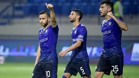 Diaa Sabia scores twice as Al Nasr bounce back in Adnoc Pro League