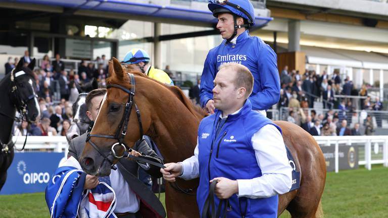 An image that illustrates this article Godolphin crowned Britain's champion owner for 14th time