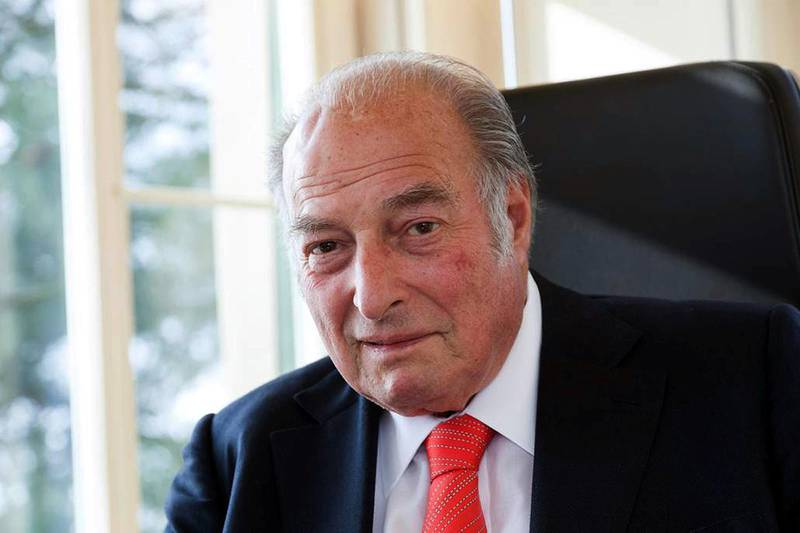 """Undated handout photo provided by the Marc Rich Group on June 26, 2013 shows the founder of the Swiss commodities giant Glencore, Marc Rich. Rich has died at the age of 78, his company said on June 26, 2013. The international businessman, died of a brain stroke at Lucern in central Switzerland.   AFP PHOTO / HO / MARC RICH GROUP RESTRICTED TO EDITORIAL USE - MANDATORY CREDIT """"AFP PHOTO / HO / MARC RICH GROUP"""" - NO MARKETING NO ADVERTISING CAMPAIGNS - DISTRIBUTED AS A SERVICE TO CLIENTS (Photo by - / MARC RICH GROUP / AFP)"""
