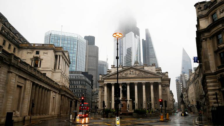 An image that illustrates this article Bank of England holds interest rates and stimulus despite inflation fears