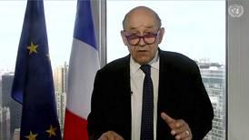 Political turmoil in Sahel could undermine anti-terror gains, France warns UNGA 2021