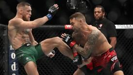UFC 264: Poirier wants another battle with McGregor in or out of the octagon