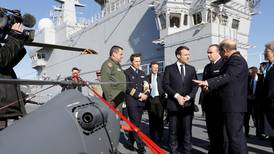 France's defence strategy prepares for a messier world