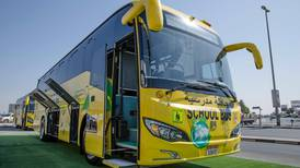 New charging stations in Dubai ready for region's first electric school bus