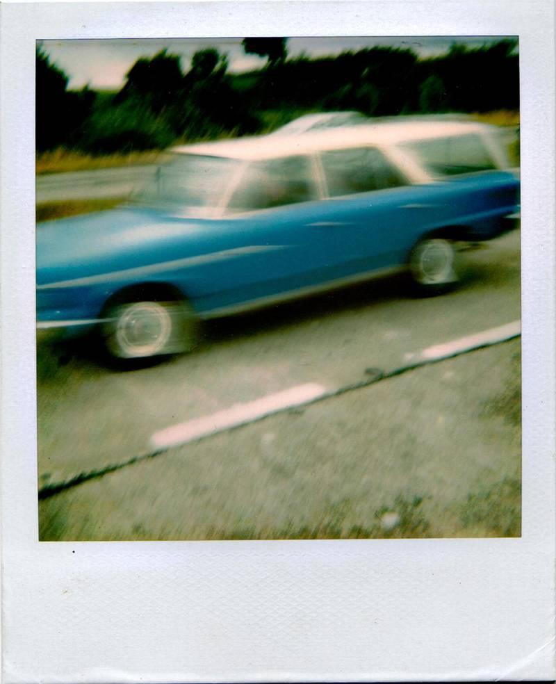 Polaroids. Courtesy Julian Castaldi